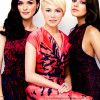 InStyle: Mila Kunis, Rachel Weisz, Michelle Williams