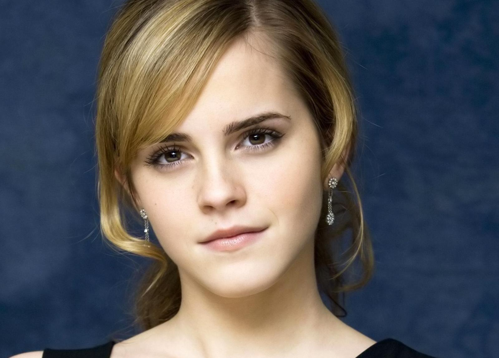 Emma Watson, in discut...