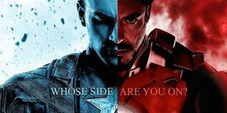 Captain America- Civil War (2016)