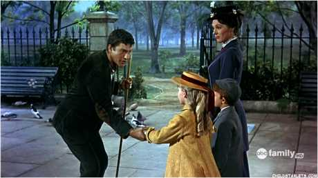 Marry Poppins, 1964