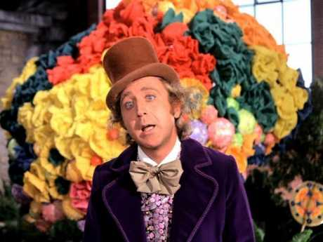 Willy Wonka & the Chocolate Factory, 1971