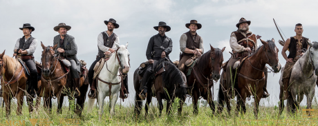 The Magnificent Seven (2016) 2
