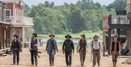The Magnificent Seven (2016) 1