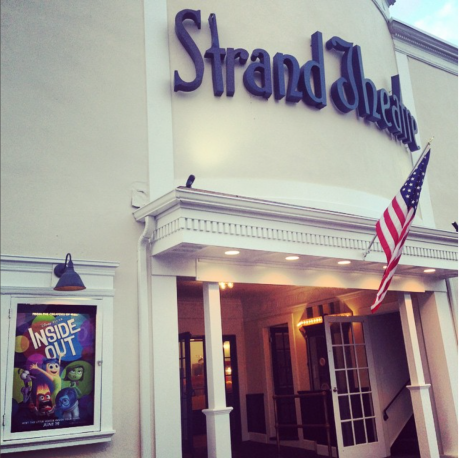 Strand Theater, Martha's Vineyard, Massachusets