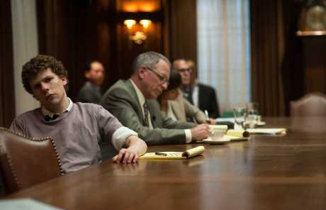 "Jesse Eisenberg stars as ""Mark Zuckerberg"" in Columbia Pictures' THE SOCIAL NETWORK."
